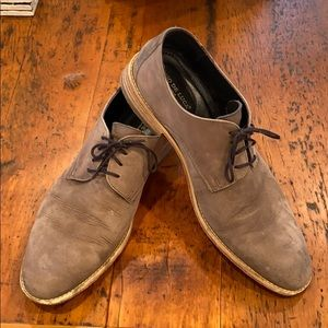 Fabio De Luca men's leather oxfords